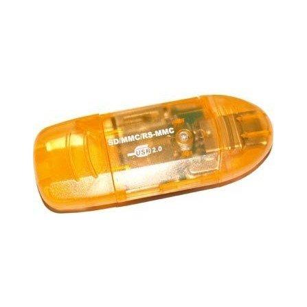 Lector USB de tarjetas SD