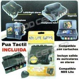 Guitarra + Pua tactil NDS Lite