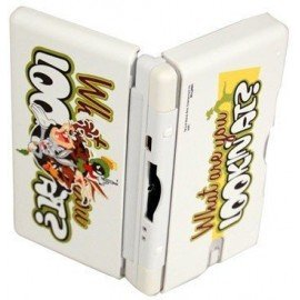 Carcasa protectora Looney Tunes NDS Lite  *What are you looking at*