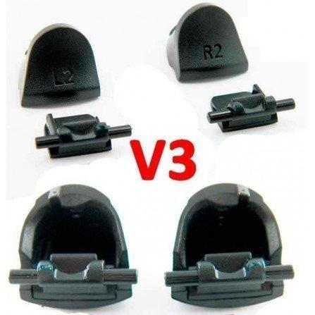 Kit gatillos L2 / R2 DualShock 4 PS4 (V3)