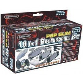 Pack accesorios PSP 2000/3000 - 18 en 1