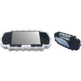 MEGA Protector de silicona antigolpes PSP 2000/3000 -BLANCO-