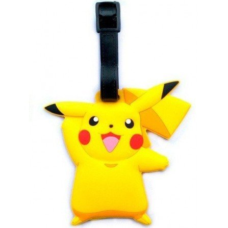 TAG Pokemon - Pikachu