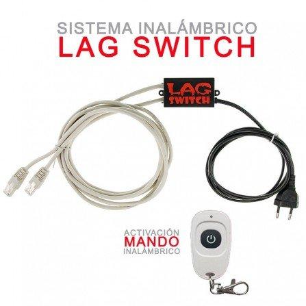 Lag Switch Premium - INALAMBRICO
