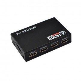 Splitter repetidor HDMI - 4 Salidas