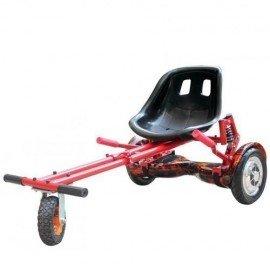 Hover Kart con amortiguadores para Patinete Electrico