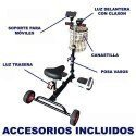 GO Bike + Accesorios