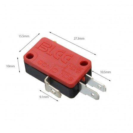 MicroSwitch para botones HAPP ARCADE