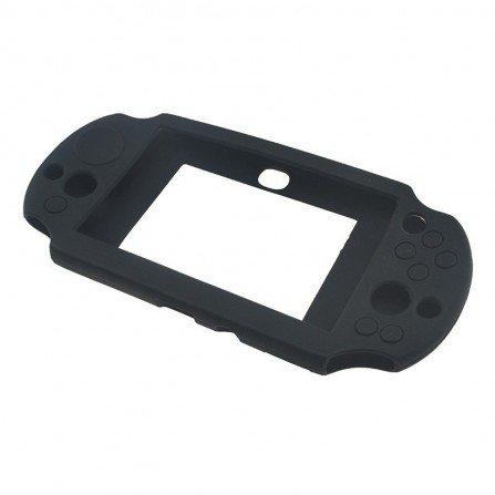 Protector silicona antigolpes PS Vita 2000 (Negra)