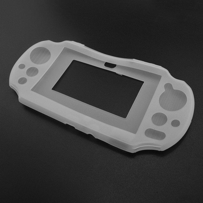 Protector silicona antigolpes PS Vita 2000  (blanco)