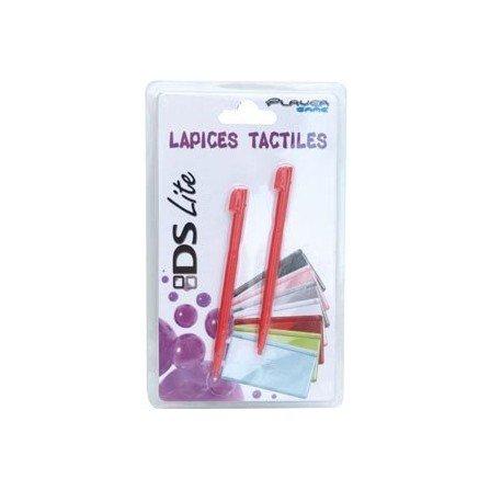 Lapices DSlite Rojo  - Pack 2 unidades -