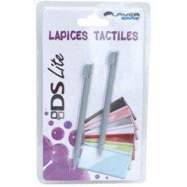 Lapices DSlite Plata   - Pack 2 unidades -