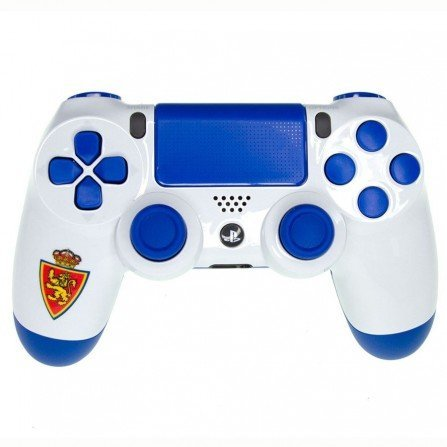 Mando PS4 Personalizado - Real ZARAGOZA