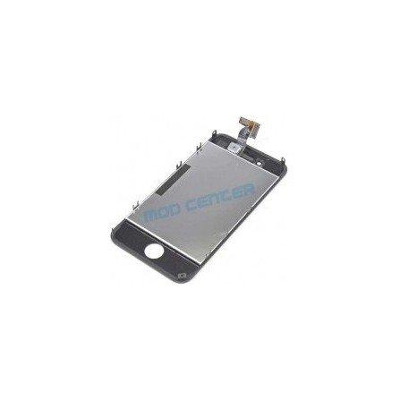 Pantalla Retina LCD + Tactil con soporte iPhone 4G NEGRA ( Original Apple )