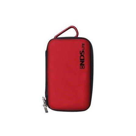 Estuche bolsa transporte AirForm DS Lite / 3DS - ROJO -