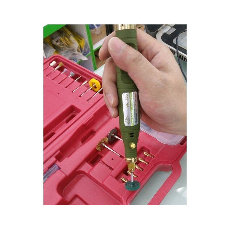 Dremel + 25 herramientas - WL800
