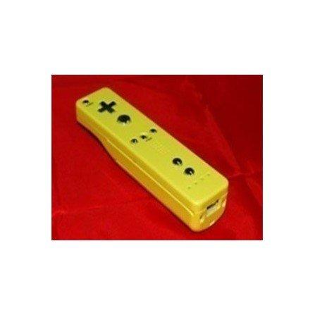 Carcasa mando Wii Remote - AMARILLO FLUOR