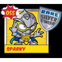 Figura SuperZings - SPARKY