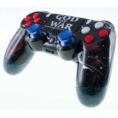 Mando PS4 Personalizado - God Of War
