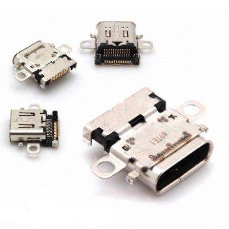 Conector carga consola Nintendo Switch USB Tipo C