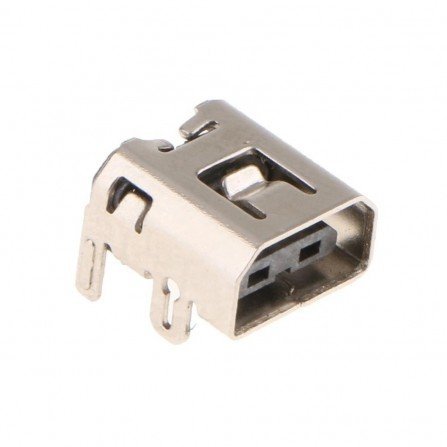 Conector carga mando GamePad Wii U