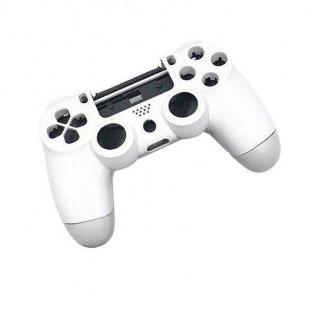 Carcasa mando DualShock 4 PS4 V2 - BLANCA