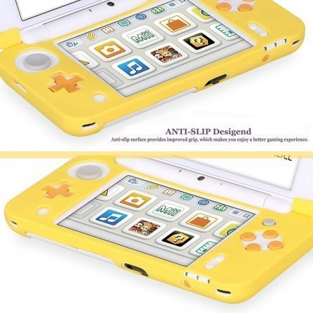 Protector de silicona NEW 2DS XL