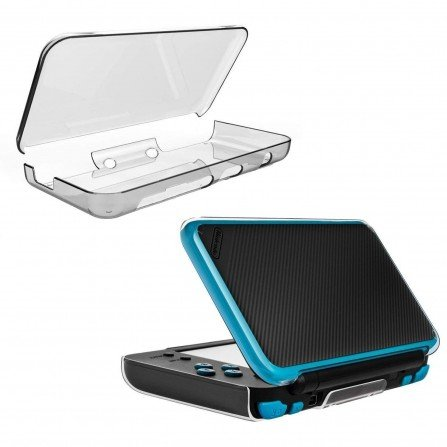 Carcasa protectora NEW 2DS XL - Transparente
