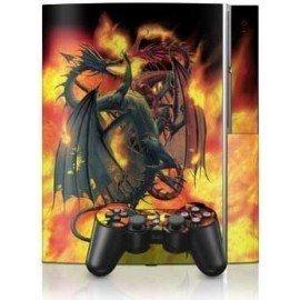 Dragon WARs skin PS3Dragon WARs skin PS3