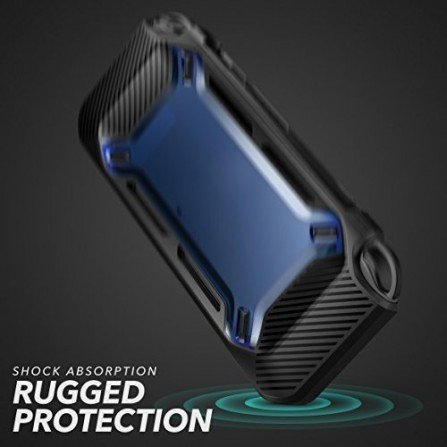 Funda Anti-Golpes Nintendo Switch MEGA PROTECTOR - Azul