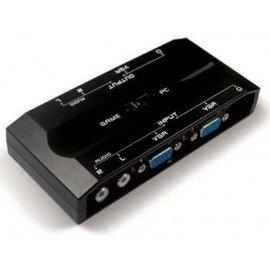 VGA Switch Conmutador salidas VGA