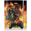 Dragon WARs skin PS3Dragon WARs skin PS3