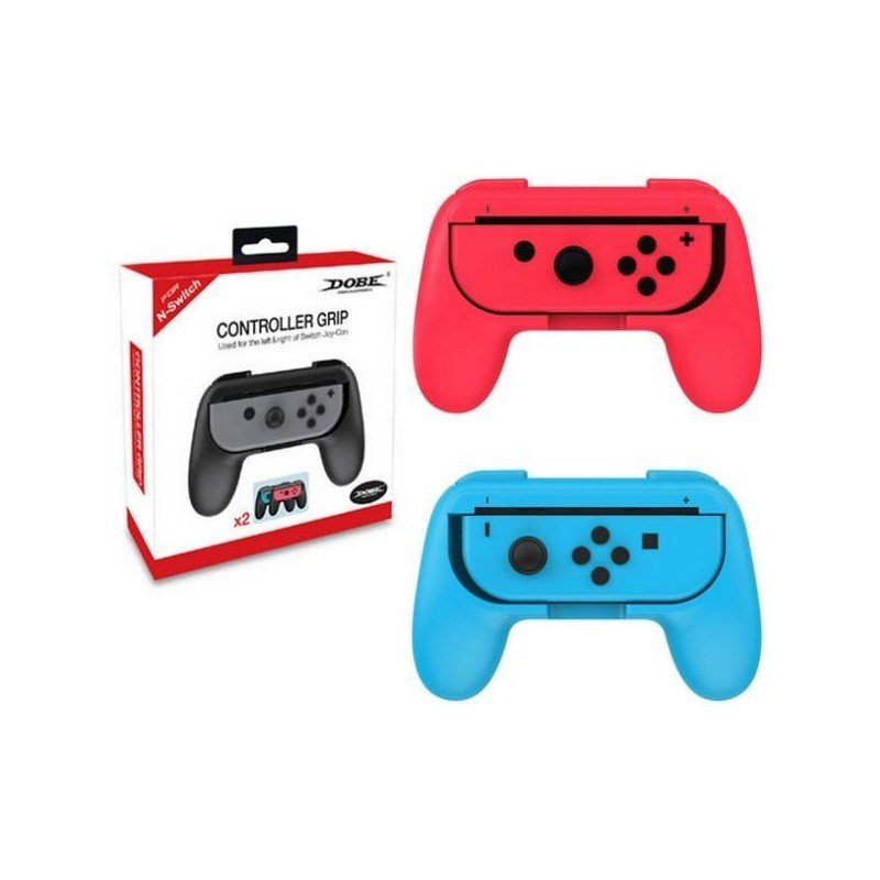 Agarraderas para Joy-Con Nintendo Switch
