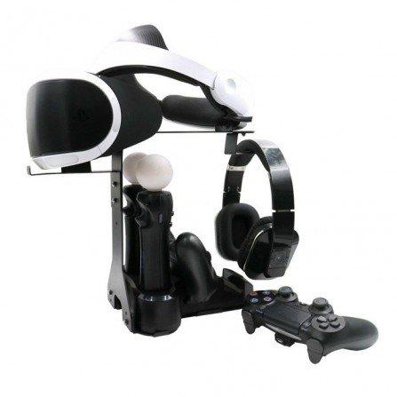 Stand PS VR + Base de carga Multifuncion PlayStation 4