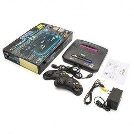 MegaDrive II + 2 mandos - 368 JUEGOS
