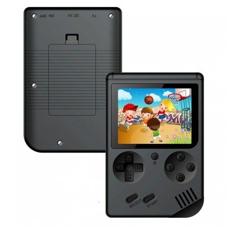 GameBoy Mini clasica + 168 JUEGOS