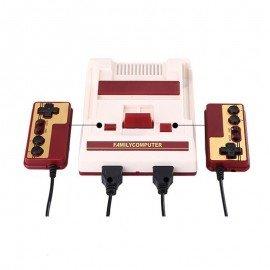 Family Computer FC Mini clasica + 2 mandos + 600 JUEGOS