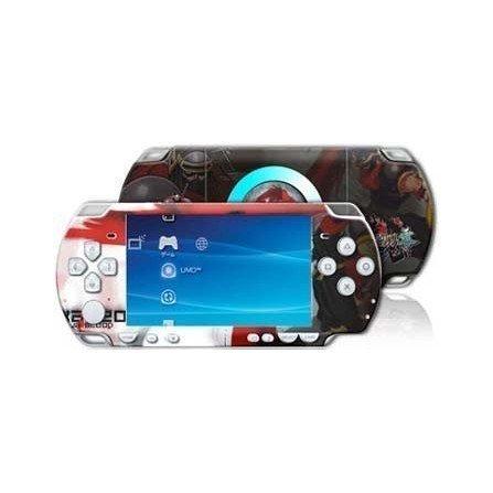 Ninja Blood Skin PSP 2000/3000