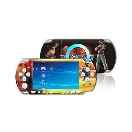 Tekken Skin PSP 2000/3000