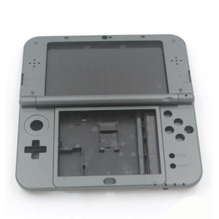 Carcasa completa y original NEW 3DS XL - ANTRACITA