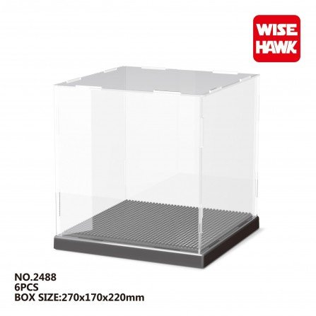 Vitrina expositora Wise Hawk - GRANDE