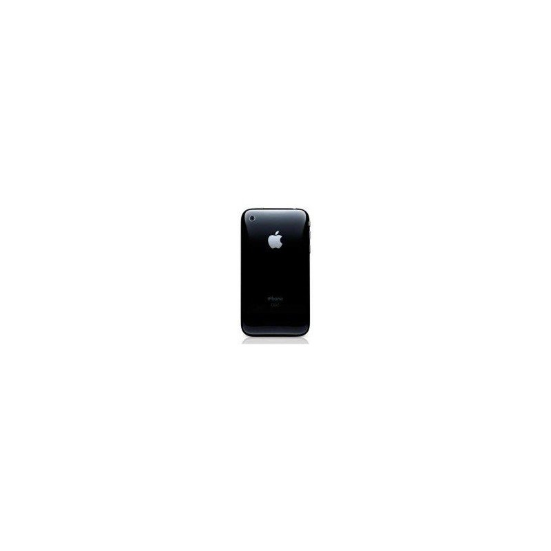 Carcasa trasera iPhone 3G/3Gs ( negra )