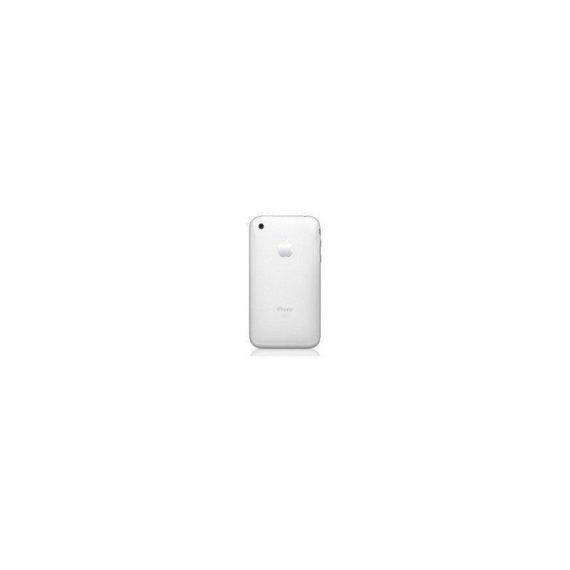 Carcasa trasera iPhone 3G/3Gs ( blanca )