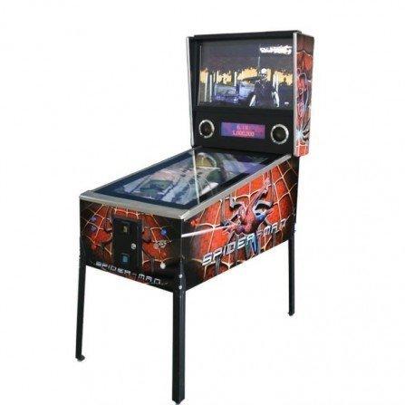 Maquina de pinball VIRTUAL (825 mesas)