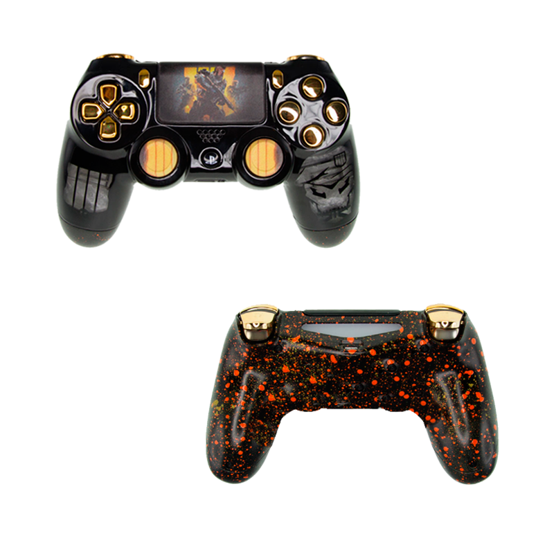 Mando PS4 Call Of Duty BLACK OPS 4 - LED