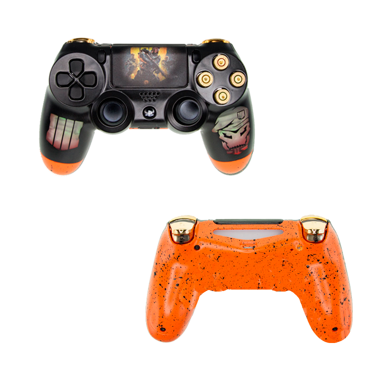 Mando PS4 Call Of Duty BLACK OPS 4 - V2 LED