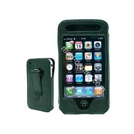 Funda polipiel iPhone 3G/3GS ( Sin tapa frontal )