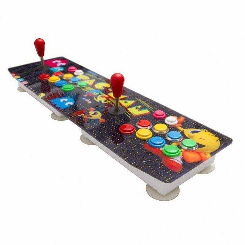Joystick arcade DOBLE PRO - PACMAN