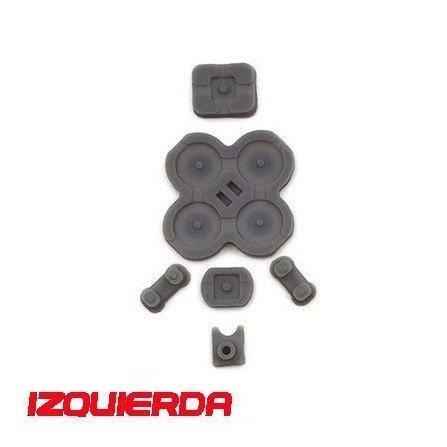 Set de gomas para mando Switch - JOYCON IZQUIERDO