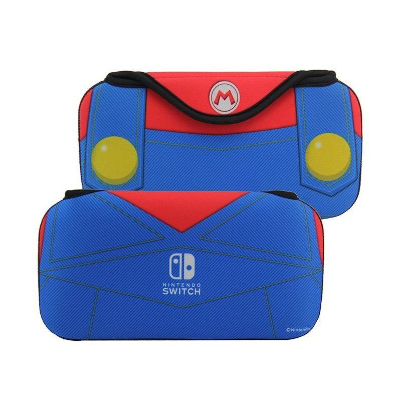Estuche de transporte Nintendo Switch - SUPER MARIO
